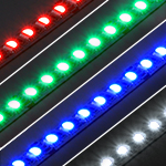 RGBW LED Strip Lights - 4 Color LED Strips