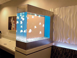 Freshwater Aquarium LED Module Project