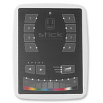 STICK DMX Control Panel with Software and 6VDC Power Supply - 1024 Channel - STICK Controller - White
