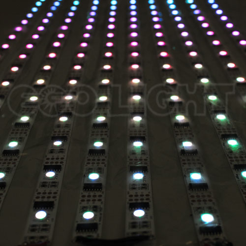 digital star led strip lights kit