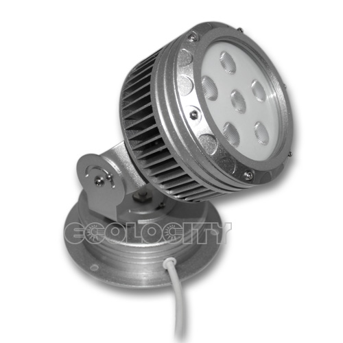 6 inch round led wall washer