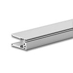 KRAV-810 Aluminum Extrusion for Illumating Glass and Acrylic