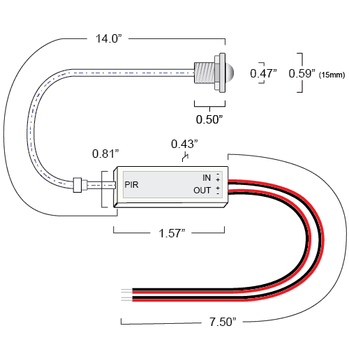 Lc Lf Sens D on Led Dimmer Switch Wiring Diagrams