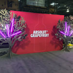 Absolut LED Tree