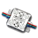 Super Nova 4 RGB LED Module - 10 Module String - 4.9ft