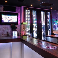 LED Lighting at Baoli Restaurant and Lounge using LED Strip Lights