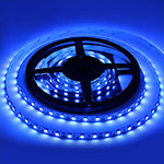 Blue Indoor LED Strip Lights