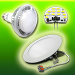 LED Light Bulbs & Fixtures