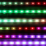 Digital RGB LED Strip Lights