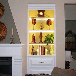 Custom Cabinet LED Lighting