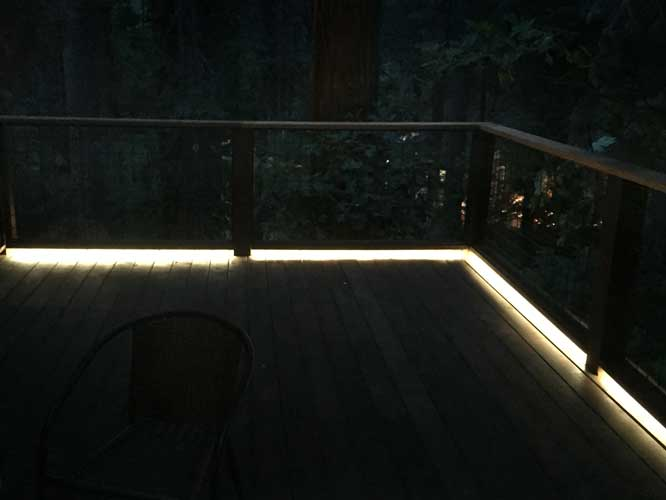 ... but donu0027t know where to start please give us a call and we would be happy to recommend the best lighting product for your application. Deck Lighting & 5050 Waterproof Strip Lights are used on this outdoor deck ... azcodes.com