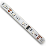 Water-Resistant Digital Star RGB LED Strip Light 1809IC - UL 12VDC - 16.4