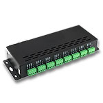 24 Channel LED DMX Decoder, 5-24VDC  3A/CH