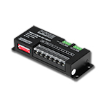 PX408 4 Channel LED DMX Driver, 12-24VDC 8A/CH