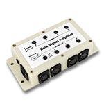 DMX Signal Amplifier, 8 DMX Signal Output 12/24VDC