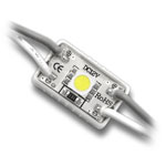 Dwarf Star 1 Chip LED Backlight Module - White