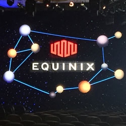 Equinix GSKO 2016 Displays Glow using LED Strip Lights