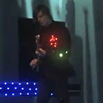 Death Cab for cutie led suit