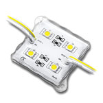 ES4 LED Backlight Module 4 Chip - Warm White - 50 Module String - 20.83ft