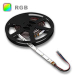 RGB LED Strip Light 24VDC