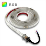 RGB LED Outdoor Strip Light