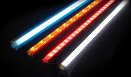 LED Tutorials - Assembly for most Aluminum Extrusions using LED Strip Lights