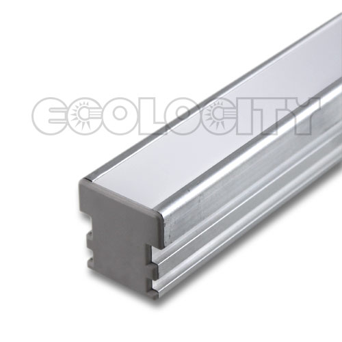 Outdoor LED Extrusion Cap