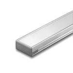 Plastic End Cap for HR-ALU Indoor/Outdoor Floor Mount Extrusion