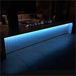 LED Strip Fire Wall