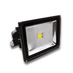 30W LED Flood Light 110 Degree 100-240V Input