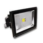 50W LED Flood Light 110 Degree 100-240V Input