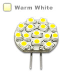 G4 Wafer type LED Bulb 1W - Warm White