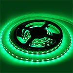 Green Indoor LED Strip Lights