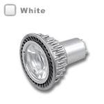 GU10 LED Bulb 5W 45 Deg Silver - White