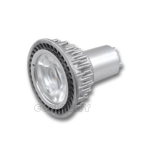 Gu10 Led White Spot Bulb 5w For Hologen And Fluorescent