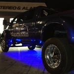 LED Strip Light Truck