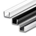 """PDS4 Aluminum Extrusions - .5"""" Deep"""