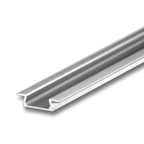 Klus micro k alumunim extrusion for low voltage led strip lights aloadofball Choice Image
