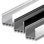 "LIPOD Aluminum Extrusion - 1"" Wide x 1"" Deep"