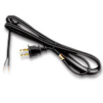 110V Wall Plug Cord - Two Prong - 6ft.