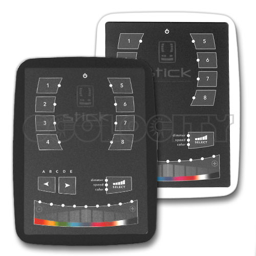 STICK DMX Control Panel with Software and 6VDC Power Supply - 1024 Channel
