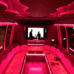 LED Party Bus