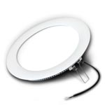 "6"" Round RGBWW LED Downlight - 13.5W, 24VDC"