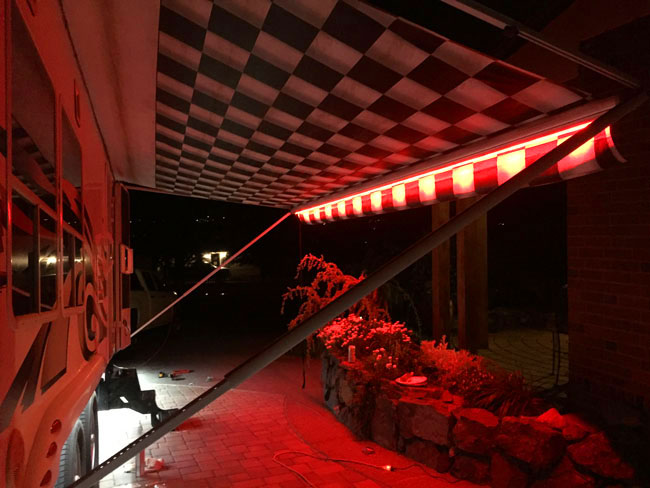 Ribbon Star Max Led Strip Lights Are Used For Exterior