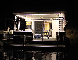 Low Energy LED Houseboat Lighting