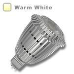 MR16 LED Bulbs 5W GU5.3 Base - Warm White