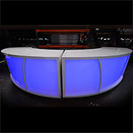 Serving LED table Blue