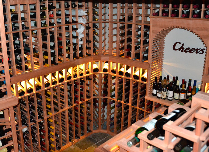 wine rack lighting. LED Warm White Two Chip Backlight Module For Sign Shops, Channel Letters, Architectural Lighting And Halo Wine Rack I