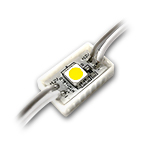 Dwarf Star 1 Chip LED Backlight Module - Warm White - 40 Module String - 13ft