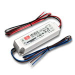 Mean Well Waterproof LED Power Supply 20W - 12VDC